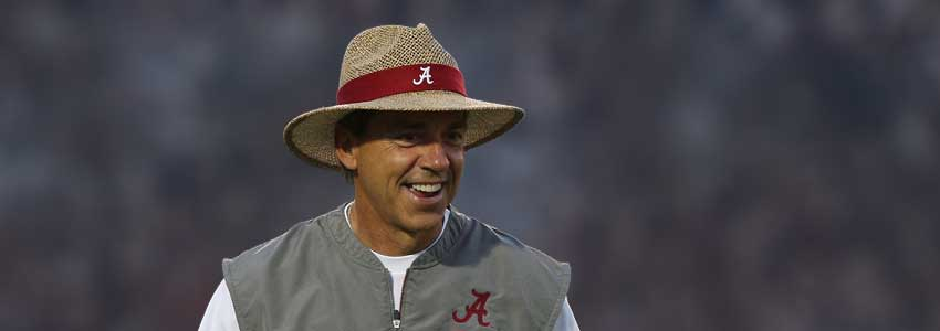 """Five Life Lessons from Nick Saban's """"Process"""""""